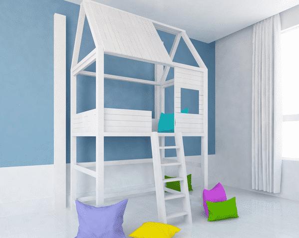 « Enfant Complet Meilleur Mezzanine Lit Cabane »Guide Comparatif vb7gyY6f