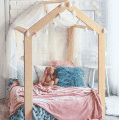 quel lit montessori choisir d couvrez le lit cabane pas. Black Bedroom Furniture Sets. Home Design Ideas