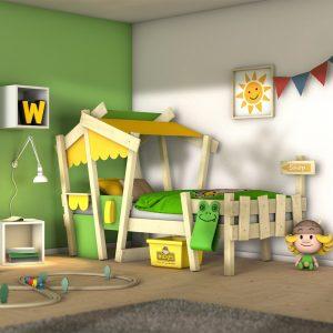 lit cabane pas cher avec toit