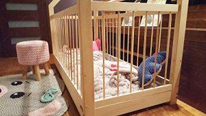 Lit cabane pour bébé pas cher