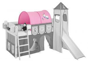 Tunnel De Lit Enfant Fille Et Garçon Pas Cher Accessoire