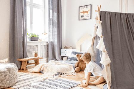 Découvrez comment décorer un lit de rêve pour enfant avec le lit cabane