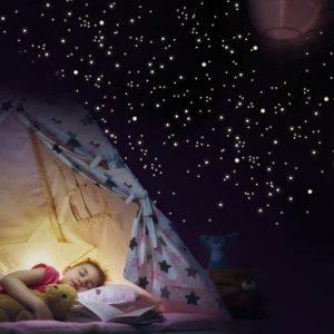 étoile ciel pour chambre d'enfant