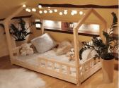 Le lit au sol bébé Montessori d'Oliveo
