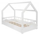 Le lit Montessori cabane de Velinda