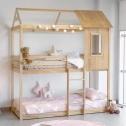 Le lit superposé Montessori de SzSuárez