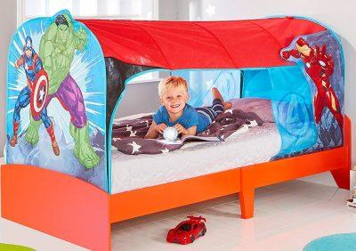 Tente de lit avengers